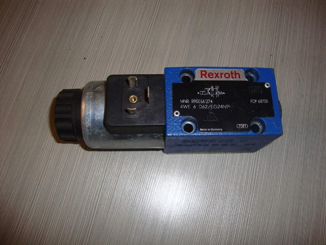 REXROTH 3WE6A7X/HG24N9K4/B10 Valves