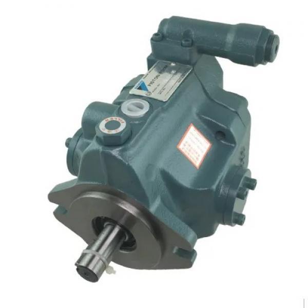 Vickers PV032R1K1A1NMRZ+PVAC2MCMNSJW35 Piston Pump PV Series #1 image