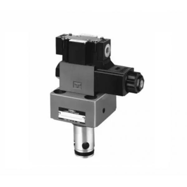 Vickers PV032R1K1AYVMMW+PGP505A0080CA1 Piston Pump PV Series #1 image