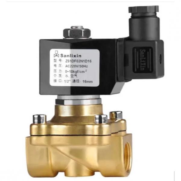 Vickers PV032R1K1T1NMMZ+PVAC2PCMNSJW35 Piston Pump PV Series #2 image