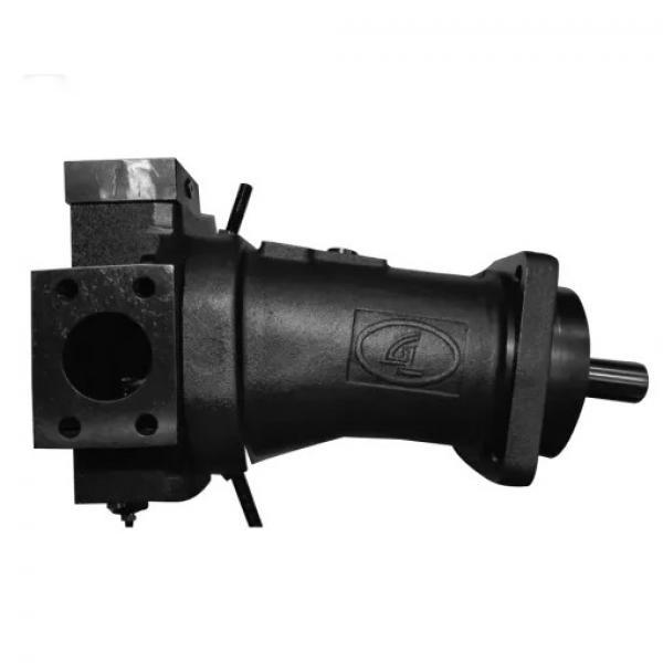 Vickers PV032R1K1T1NMRZ+PVAC2PCMNSJW35 Piston Pump PV Series #1 image