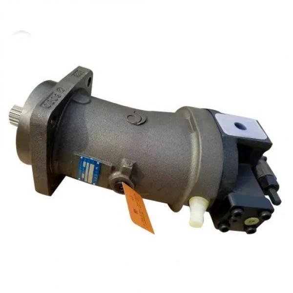 Vickers PV016R1K1T1NUPPX5935+PVACMS+RE Piston Pump PV Series #3 image