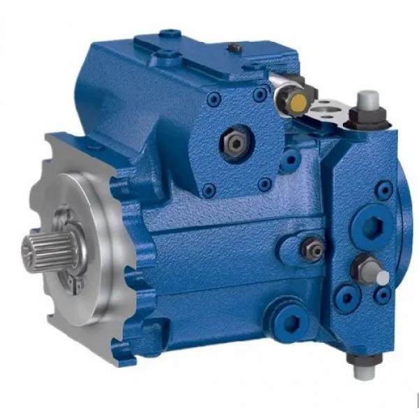 Vickers PV016R9K1T1NUPRK0048+PVAC1PMMN Piston Pump PV Series #1 image