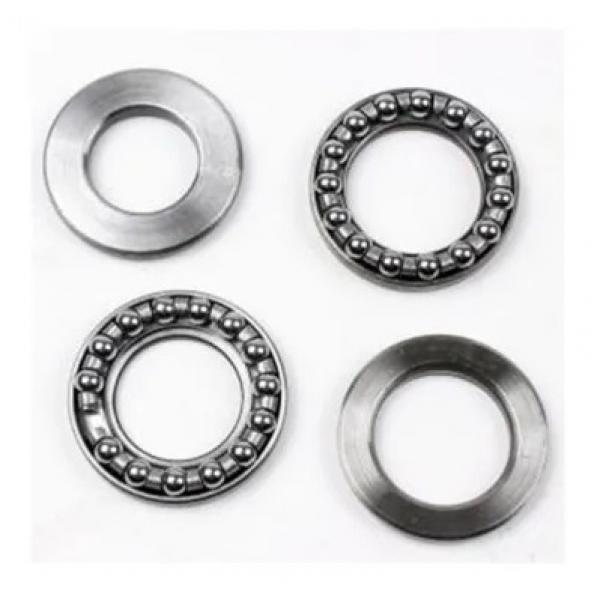 80 mm x 170 mm x 39 mm  SKF QJ 316 N2MA  Angular Contact Ball Bearings #1 image