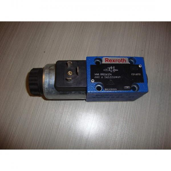 REXROTH DBW 30 B2-5X/100-6EG24N9K4 R900922310 Pressure relief valve #2 image