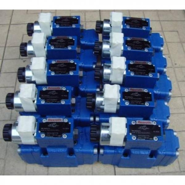 REXROTH 4WE 10 H5X/EG24N9K4/M R901278762 Directional spool valves #2 image