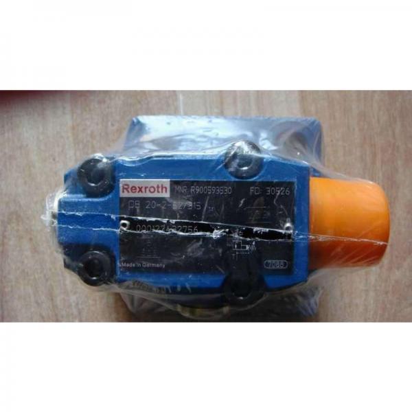 REXROTH DB 20-2-5X/50 R900597212 Pressure relief valve #2 image