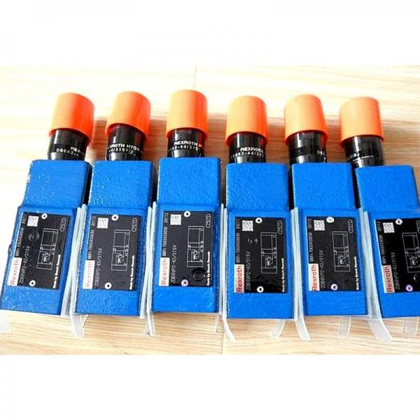 REXROTH 3WE 6 B6X/EW230N9K4/V R900716175 Directional spool valves #1 image
