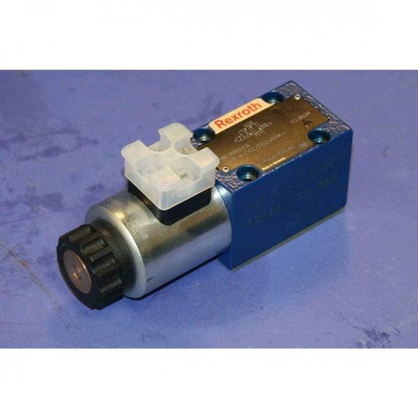 REXROTH 4WE 6 D6X/EW230N9K4 R900909559 Directional spool valves #1 image